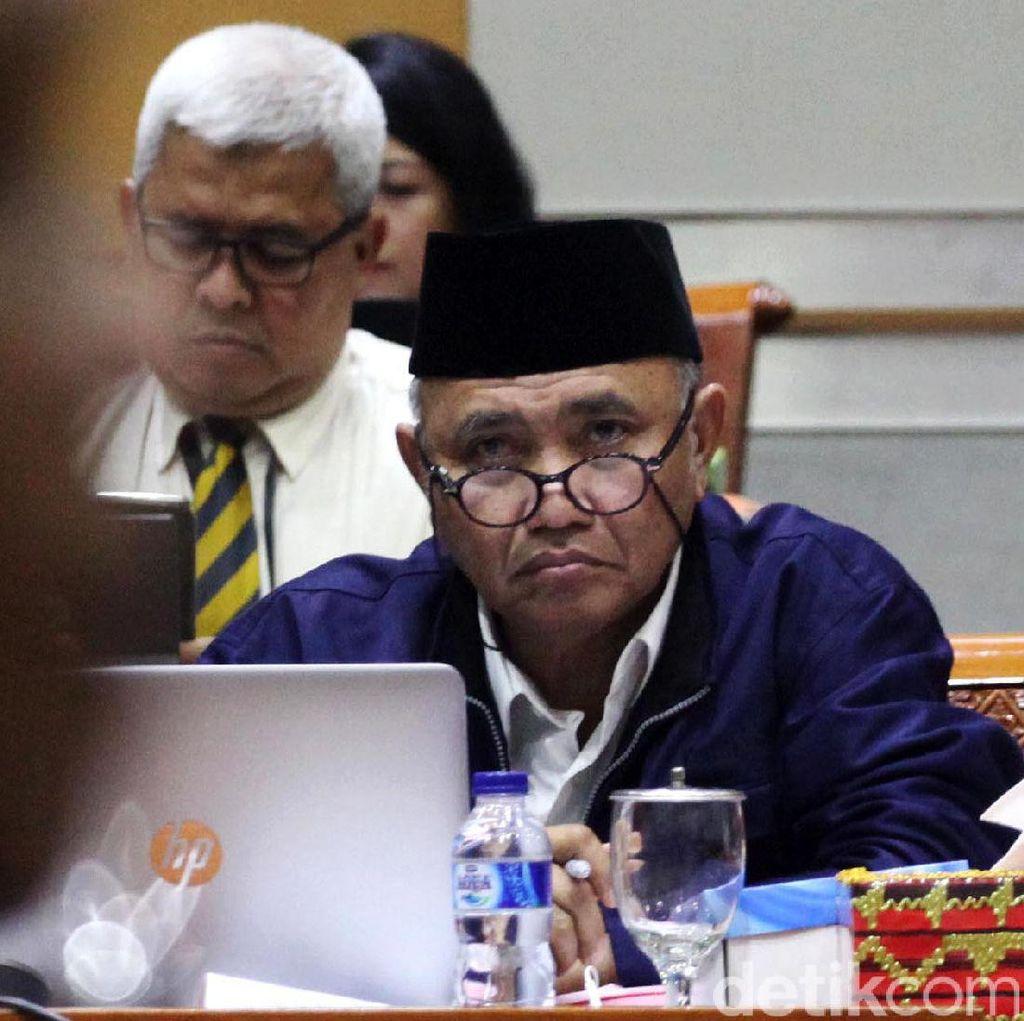 Ketua KPK Enggan Beberkan Isi Rapat Tertutup dengan Komisi III