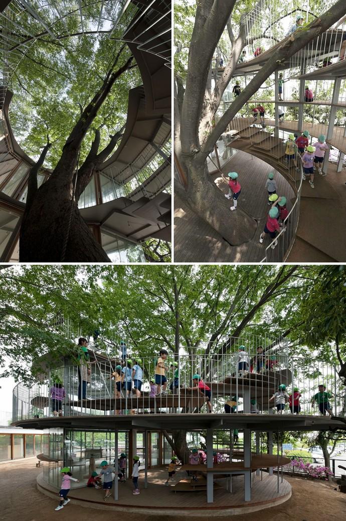 Foto: Ada-ada Saja, Arsitektur Unik Ini Hanya Ada di Jepang