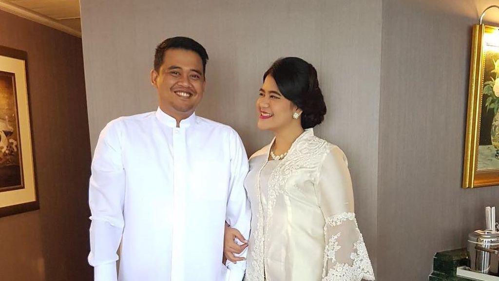 Lokasi dan Konsep Pernikahan Kahiyang Sama dengan Gibran