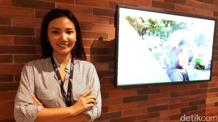 Nadia Tenggara, Head Of Business GO-FOOD (detikINET/Josina)