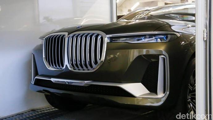 Bocoran Mobil Mewah BMW, dari SUV sampai Sedan Sporty