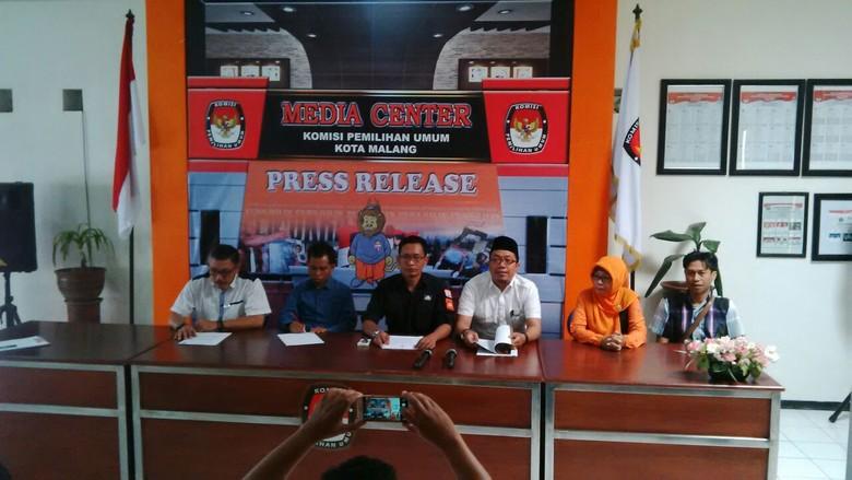 Dukungan Parpol Usung Cawali Kota Malang Minimal 96.982 suara
