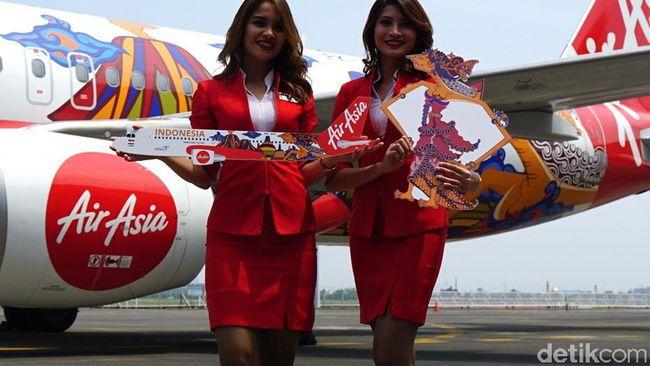CMPP Begini Cara AirAsia Masuk Pasar Modal Tanpa IPO
