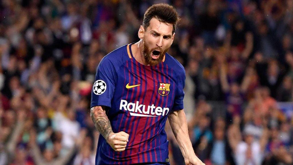 Messi Diklaim Belum Teken Kontrak Barunya di Barca