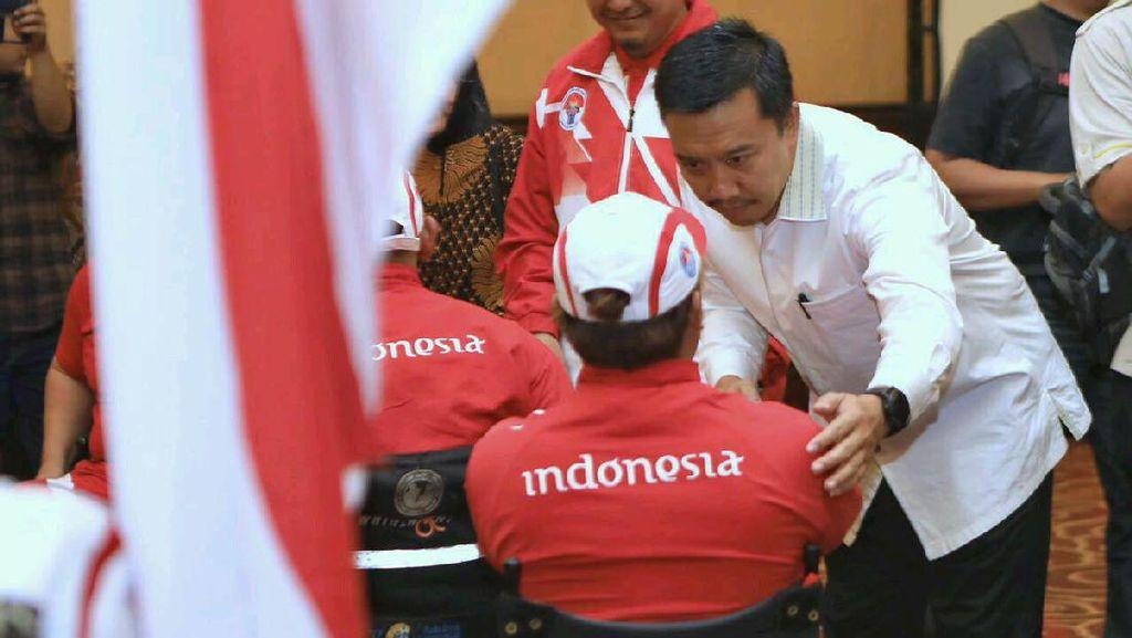 Indonesia Juara Umum ASEAN Para Games, Menpora: Inilah Pencapaian Terbaik Indonesia