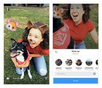 Fitur Baru Berbagi Stories di Instagram