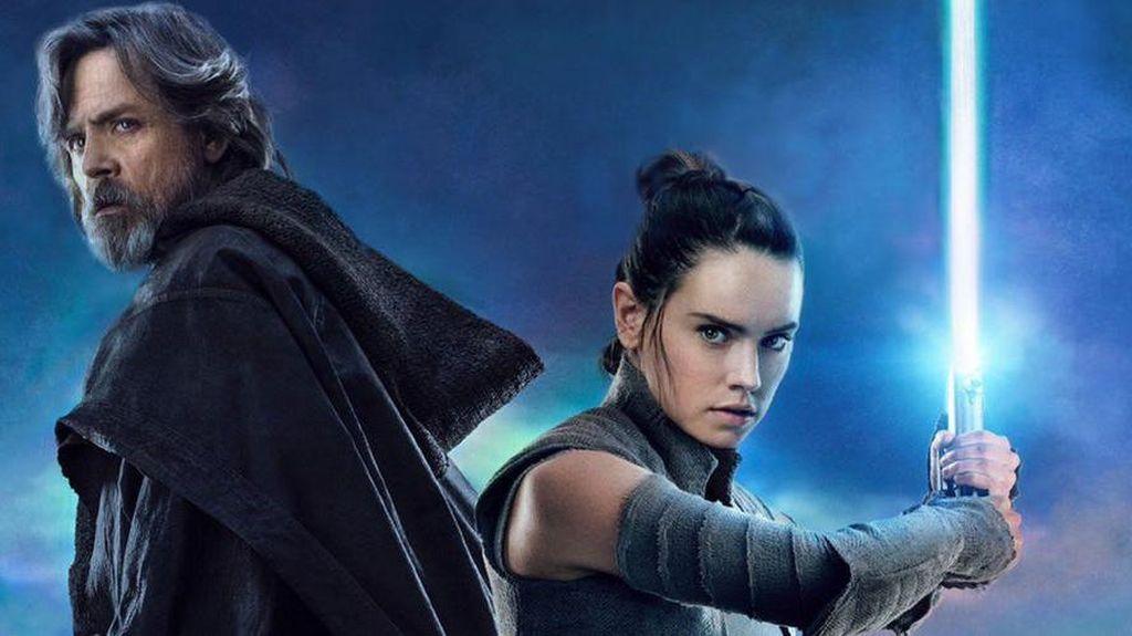 Hore! Star Wars: The Last Jedi Sudah Rampung