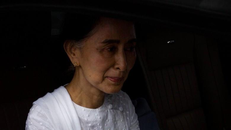 Diam Soal Rohingya, Suu Kyi Dikecam 5 Peraih Nobel Perdamaian