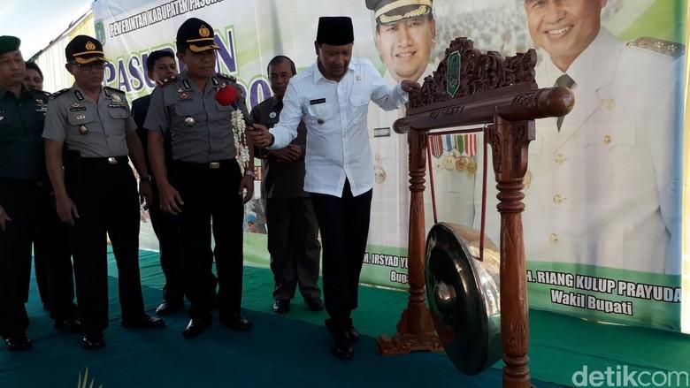 8.000 Pemburu Kerja Banjiri Kabupaten Pasuruan Job Fair 2017