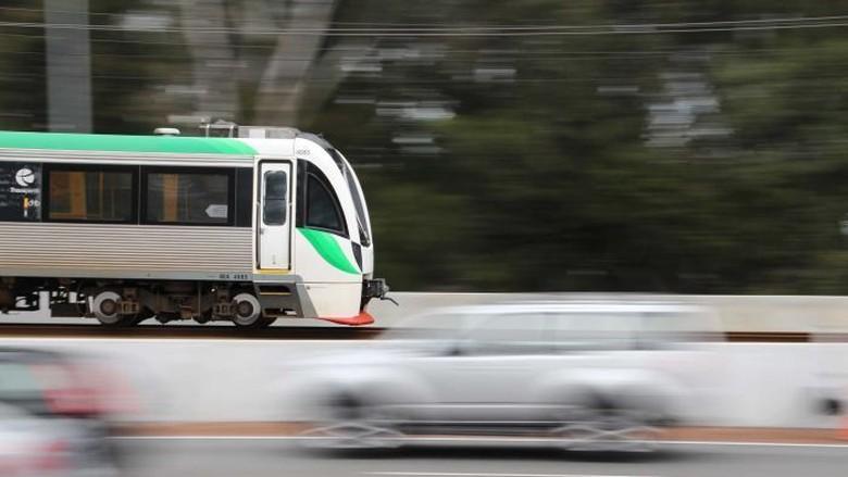 Penggunaan Bus Umum di Perth Terus Menurun
