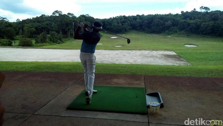 Main Golf di Bintan (Bonauli/detikTravel)