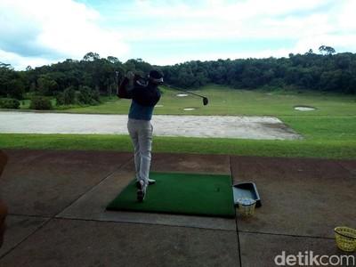 Foto: Tempat Liburan Sambil Main Golf di Bintan