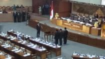 DPR Lantik Pengganti Politikus PDIP Indra Simatupang