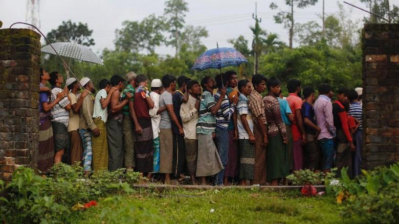 Jangan Kirim Pasukan Jihad ke Myanmar