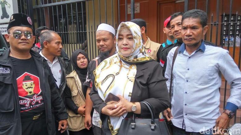 Besuk Asma Dewi, Fahira: Kata Adiknya, Tak Mungkin Punya Rp 75 Juta
