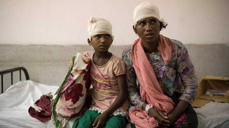 Myanmar Tolak Klaim PBB Soal Pembasmian Etnis Rohingya