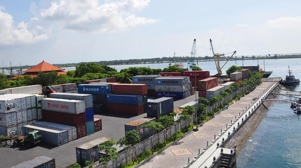 Proyek Pelabuhan Benoa Telan Rp 1,7 Triliun, Bangun Apa Saja?