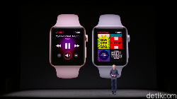 Apple Watch Kini Bisa Telepon dan Anti Air!