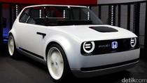 Mobil Listrik Honda untuk Orang Kota
