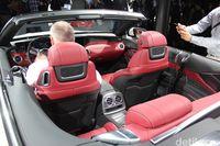 Kecenya Mercedes-AMG S63 Cabriolet