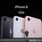 Luncurkan iPhone 8, Saham Apple Malah Turun