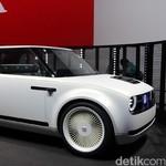 Mobil Listrik Mungil Honda untuk Orang Kota