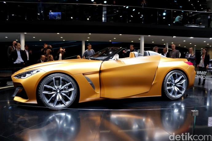 Si Seksi Roadster BMW Kembali Beraksi