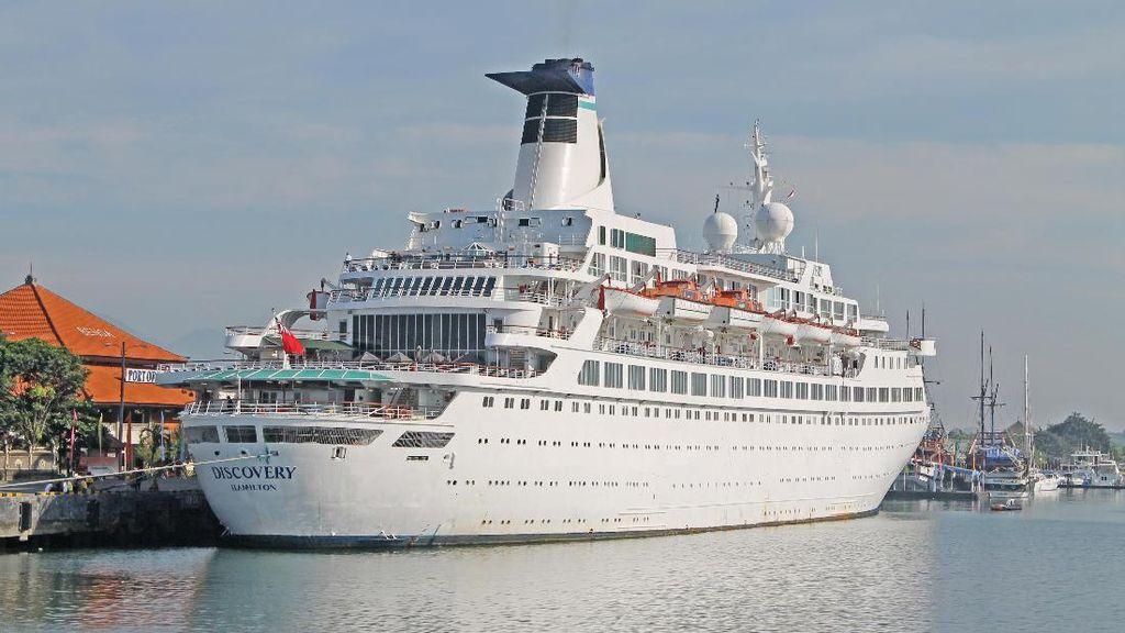 Pelindo III Mulai Bangun Pelabuhan Kapal Pesiar di Benoa Pekan Depan
