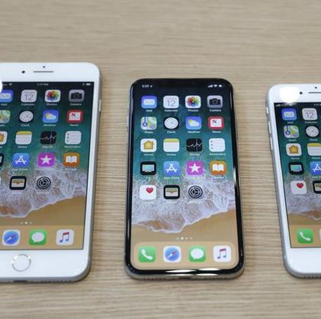 8 Alasan Memilih iPhone 8 Ketimbang iPhone X