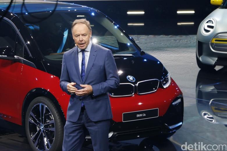 BMW: Kami Pionir Mobil Listrik