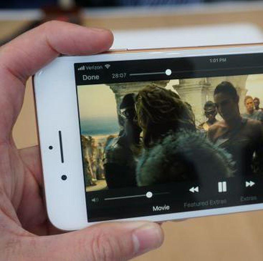 iPhone 8 Plus adalah Ponsel dengan Kamera Terbaik