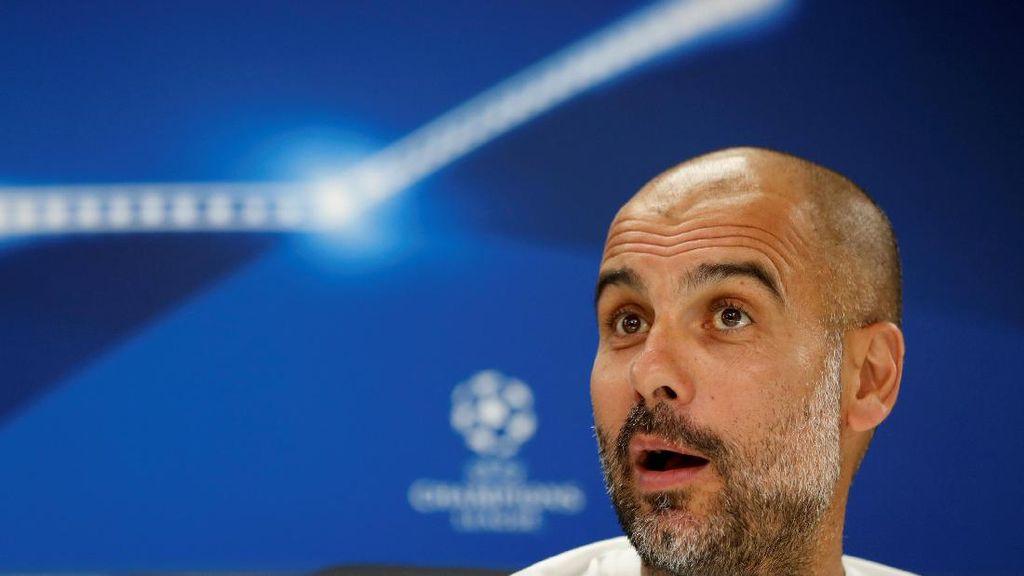 Guardiola Tepis Anggapan Feyenoord Akan Mudah bagi City