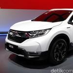 CR-V Hybrid Jadi SUV Hybrid Pertama Honda di Eropa
