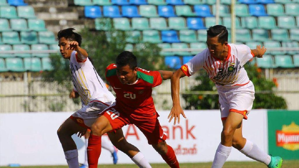 Gasak Brunei 8-0, Indonesia Lolos ke Semifinal