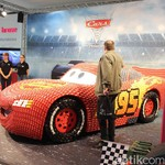 Siapa Sangka, Mobil Ini Terbuat dari 5.500 Mobil