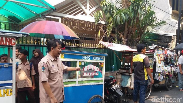 Ini Lokasi Siswi SD Berani Berontak dan Kabur dari Penculik di Jakbar