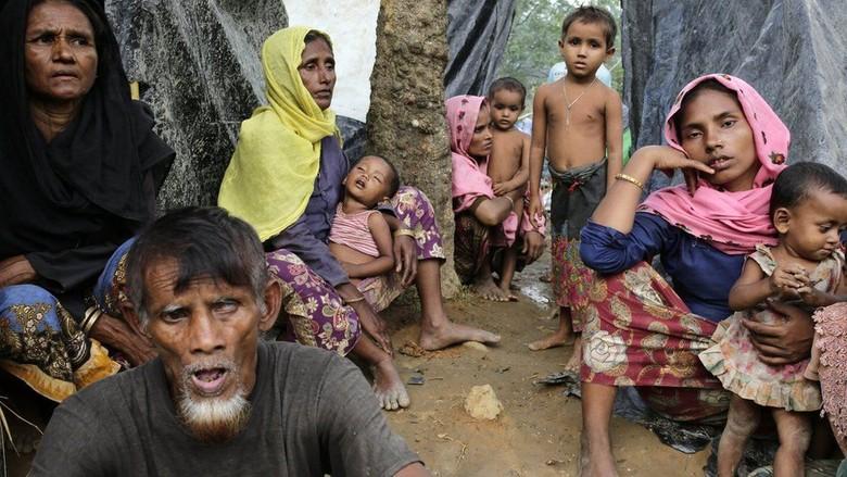 PM Bangladesh: Myanmar Harus Terima Kembali Pengungsi Rohingya