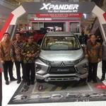 Mitsubishi Kenalkan Xpander di Kota Medan