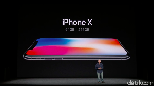 Warga Inggris Protes Harga iPhone X Kemahalan