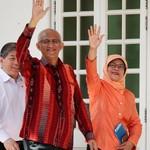 Jadi Presiden Singapura, Halimah Tetap Tinggal di Rusun