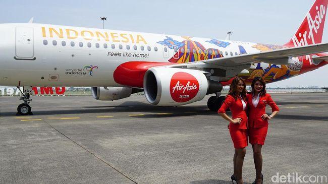 CMPP Indonesia AirAsia Tambah 2 Pesawat dan Buka Rute Baru Tahun Ini