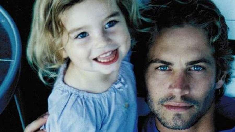 Paul Walker Ulang Tahun, Sang Putri Bikin Haru