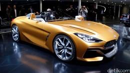Roadster BMW Z4 Hidup Lagi