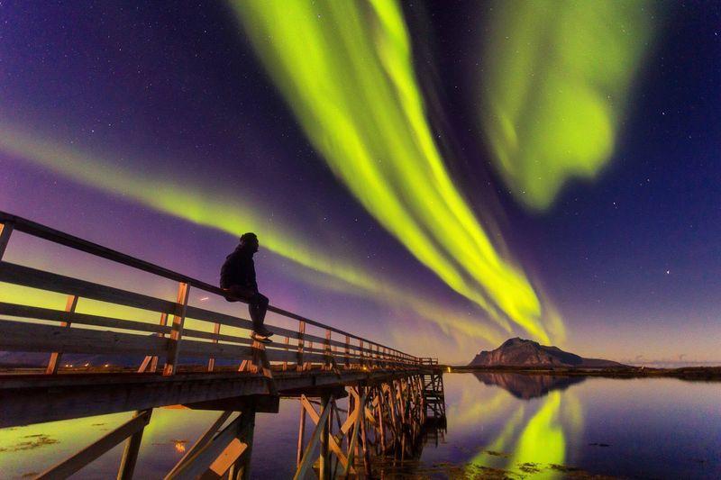 Dirangkum detikTravel dari berbagai sumber, rahasia nomor satu mengapa orang-orang Norwegia hidup bahagia adalah karena memiliki alam yang indah! (Visit Norway)