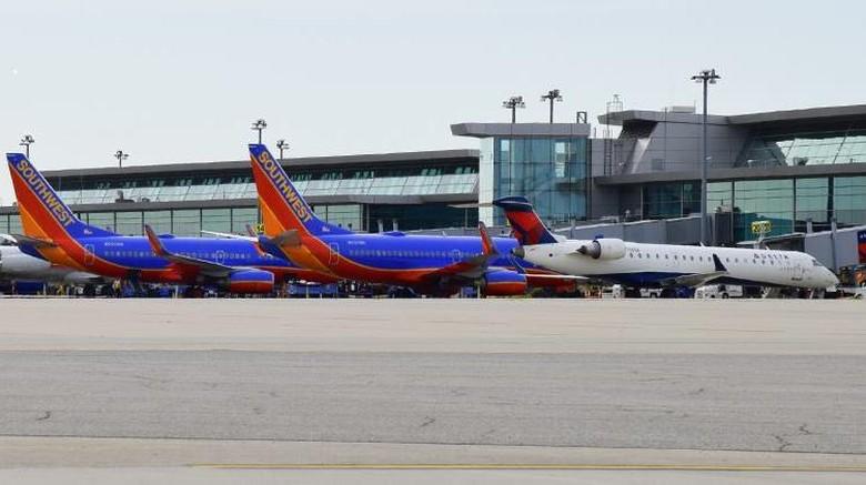 Bandara di Oklahoma City yang bersebelahan dengan penjara (Will Rogers World Airport/Facebook)