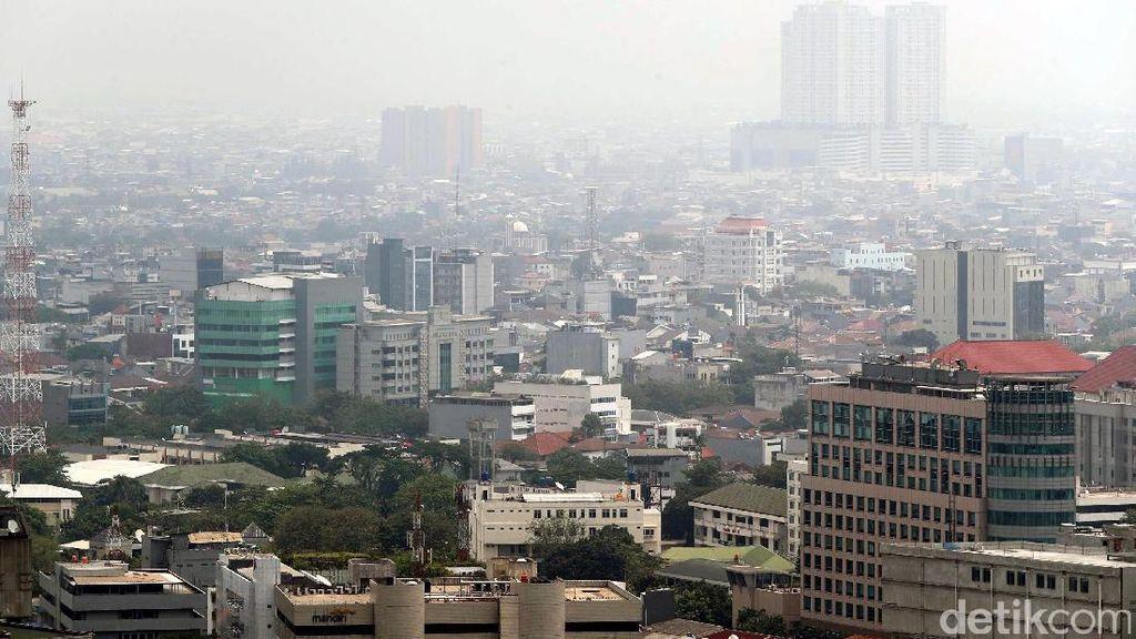Setengah Warga di Jakarta Tak Punya Rumah