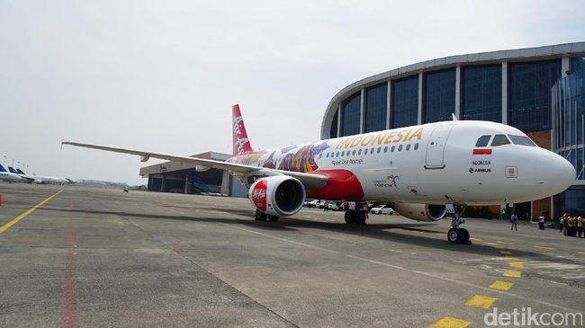 CMPP Strategi Calon 'Pemilik Baru' Benahi Kinerja AirAsia