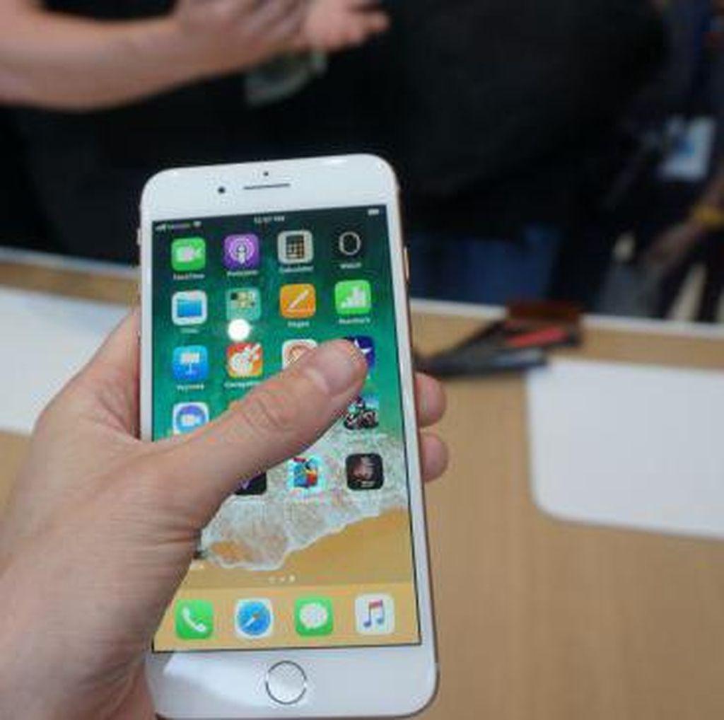 Begini Jadinya Jika iPhone 8 Dihajar Habis-habisan