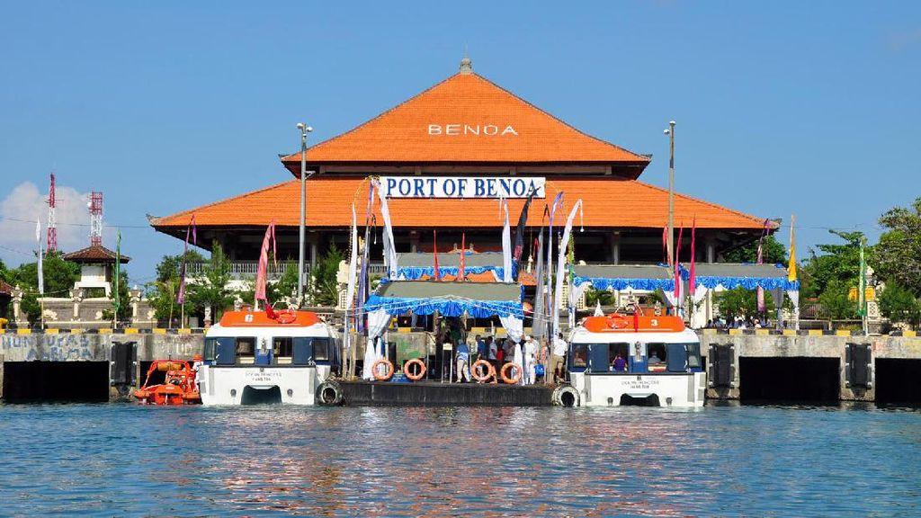 Luhut: Pelabuhan Benoa Ciptakan Banyak Lapangan Kerja