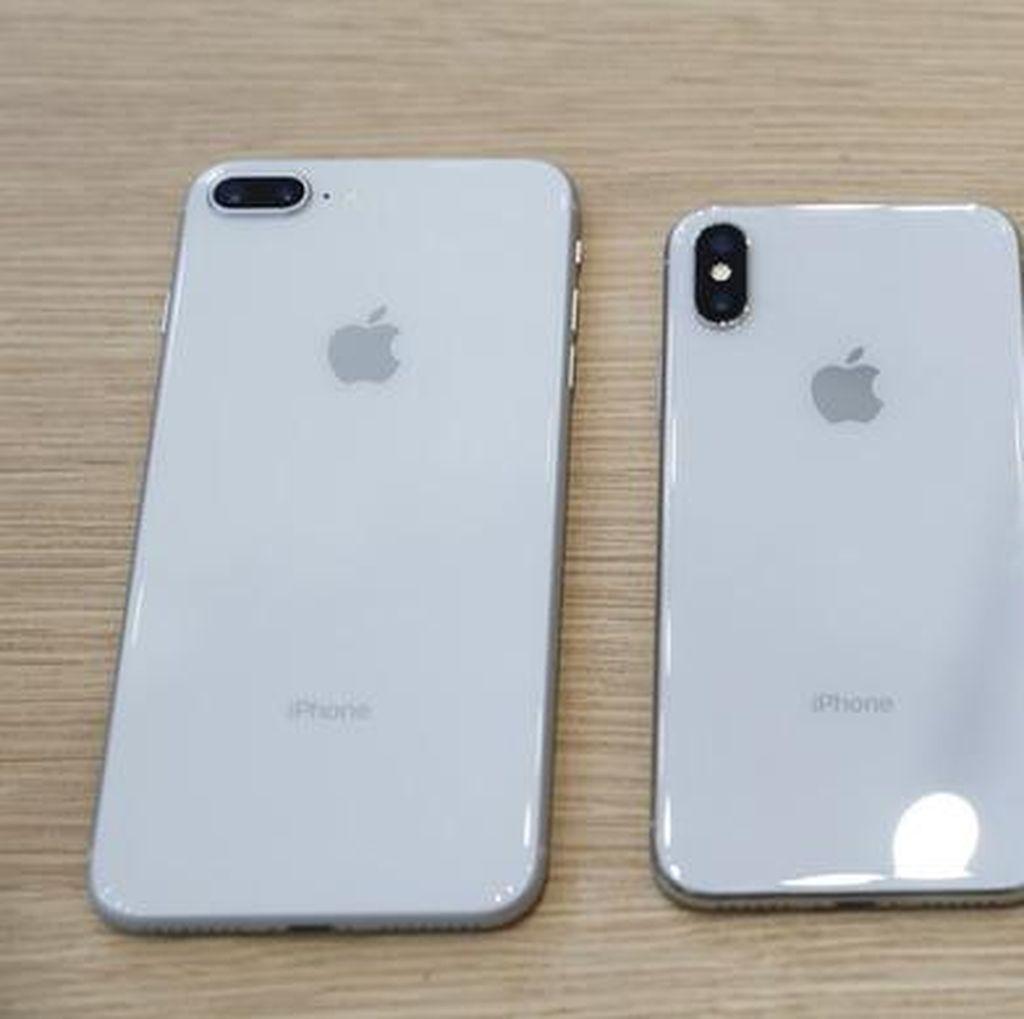 Perbaikan Cover Belakang iPhone 8 Lebih Mahal dari Layar